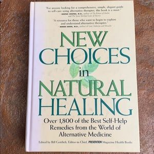 Other - Books healing natural medical pharmacy h…